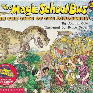 The Magic School Bus in the Time of Dinosaurs - Audio